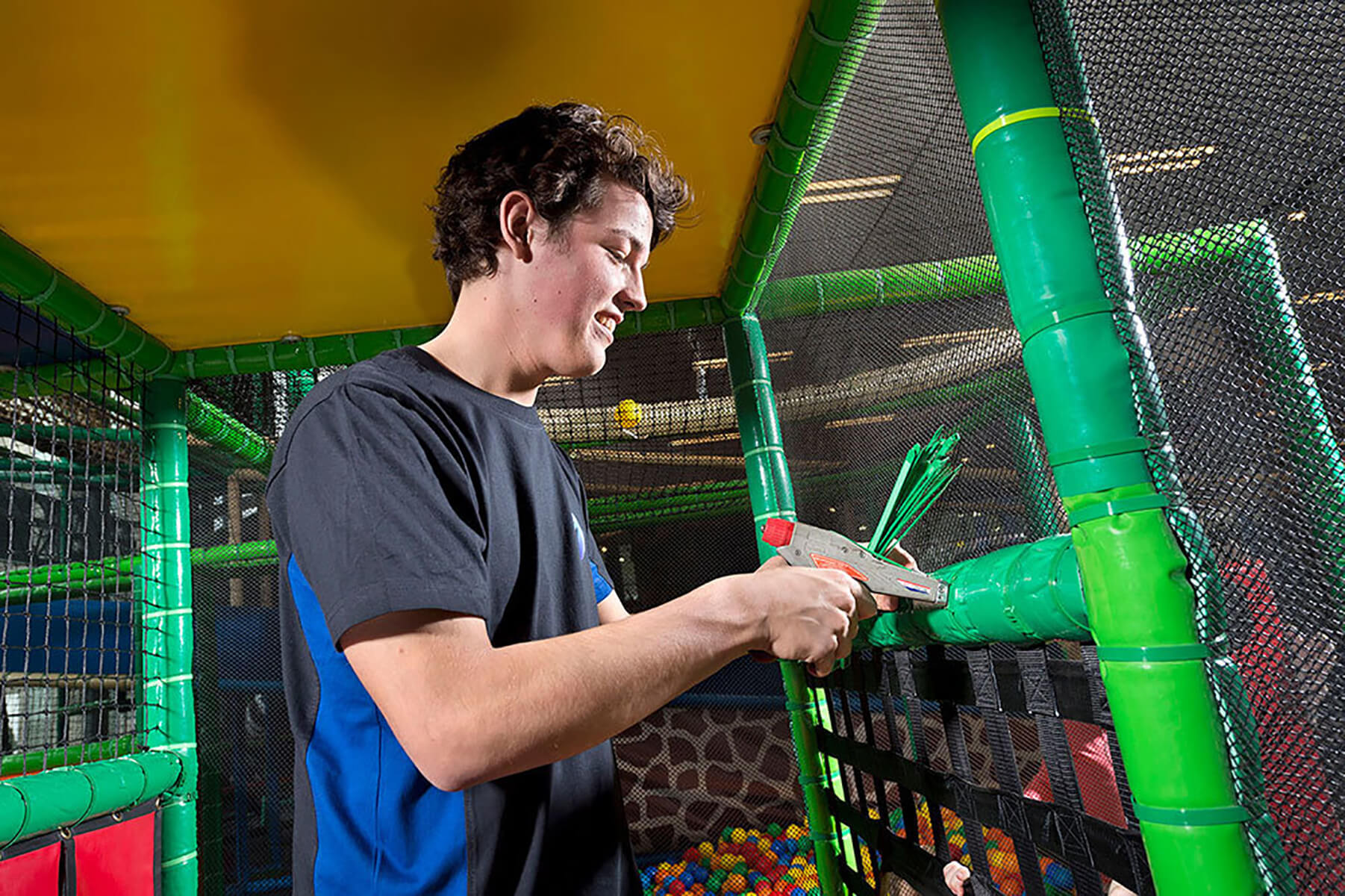 Maintenance indoor playground, ELI Play Service