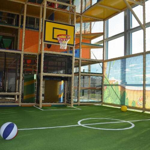 Multi sport arena - indoor playgrounds