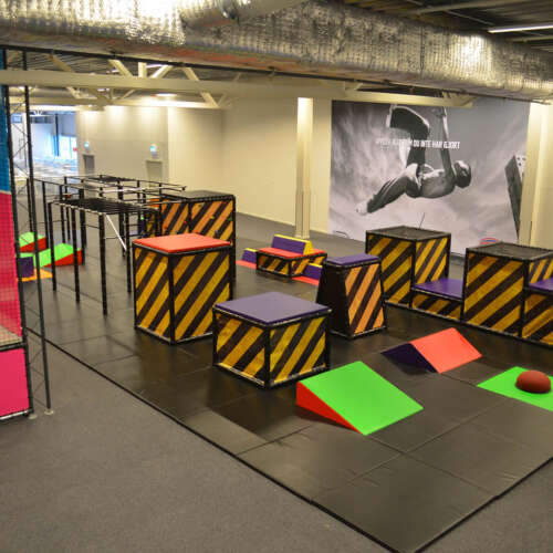 Obstacle Course Turbo Sport Uppsala