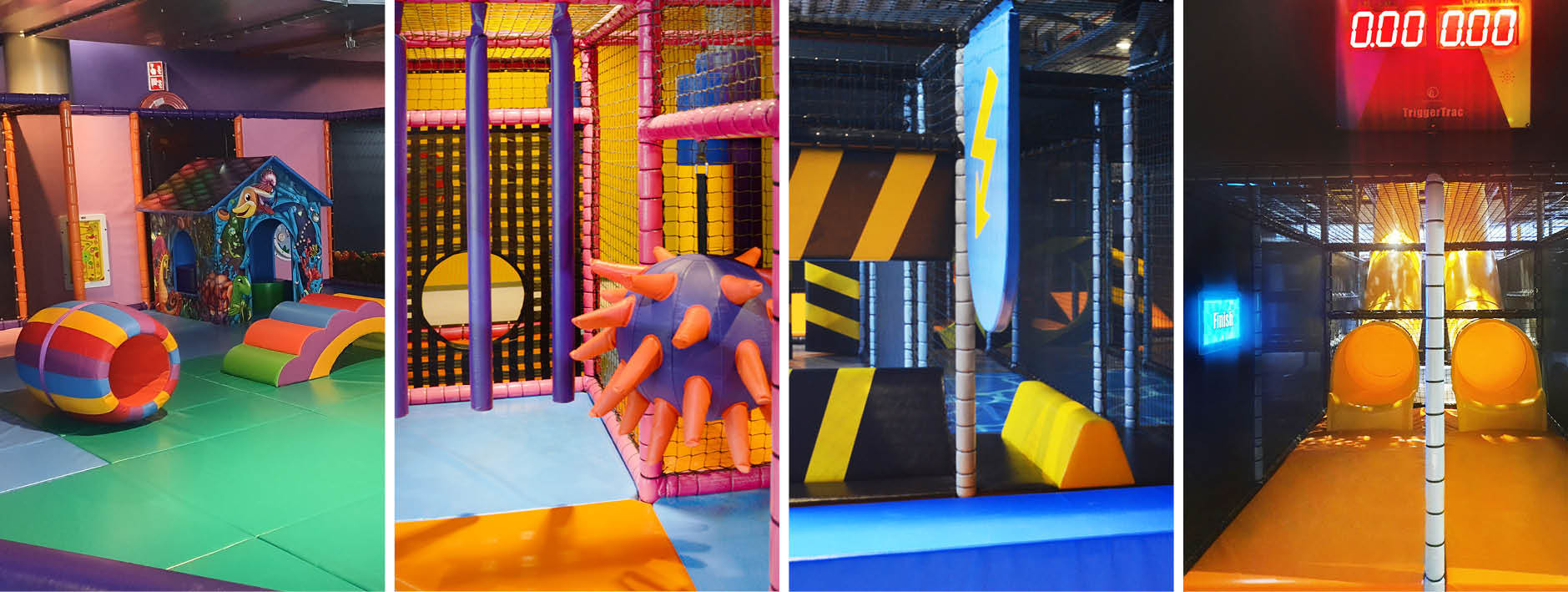 Indoor playground Kabonk